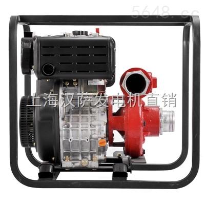 2寸高压柴油抽水机