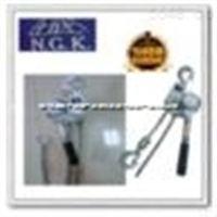电力专用日本NGK紧线器总代理NGK铝合金手扳葫芦现货